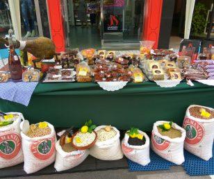 Feria Outlet y Jamones Salamanca